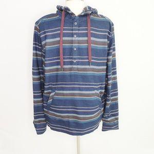 Marmot Rolin Flannel Heavy Coolmax Hooded Pullover